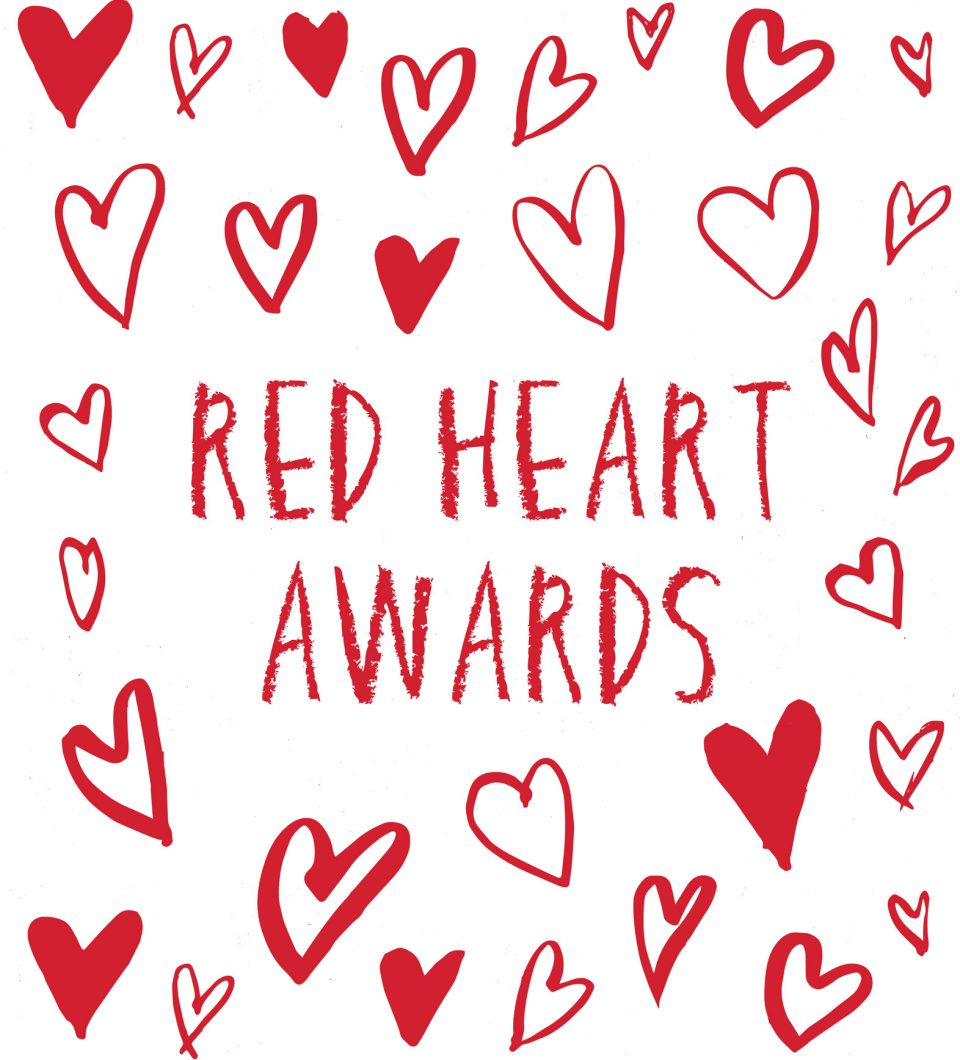 Red Heart Awards Logo
