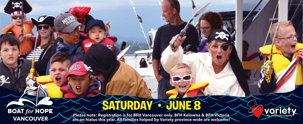 Boat for Hope Family Registration